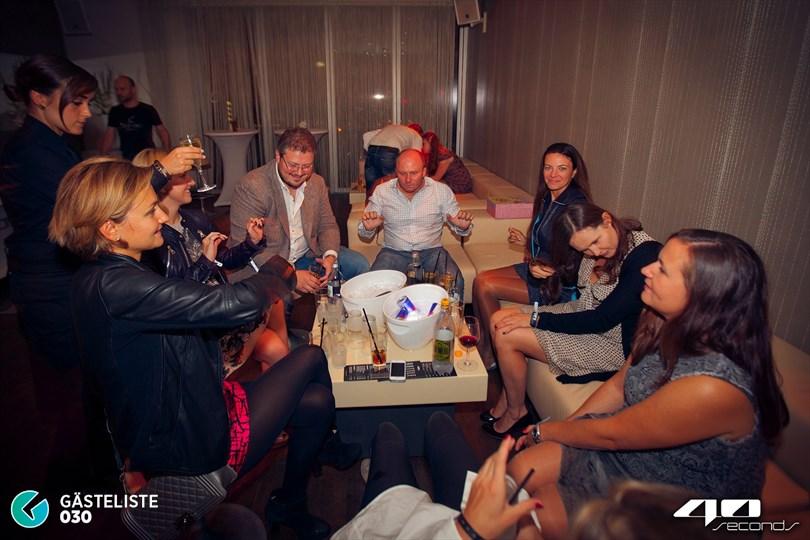 https://www.gaesteliste030.de/Partyfoto #58 40seconds Berlin vom 20.09.2014