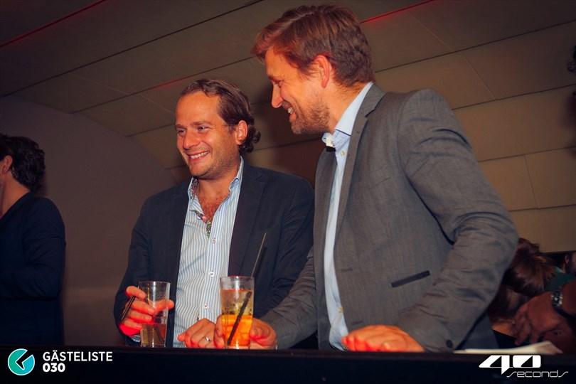 https://www.gaesteliste030.de/Partyfoto #62 40seconds Berlin vom 20.09.2014