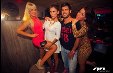 Partyfotos 40seconds 20.09.2014 Panorama Nights - The Sky is The Limit !