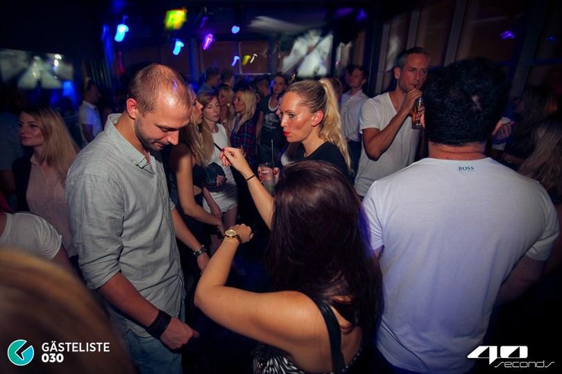 https://www.gaesteliste030.de/Partyfoto #86 40seconds Berlin vom 20.09.2014