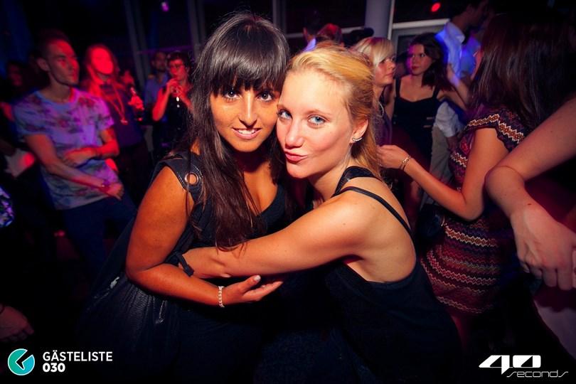https://www.gaesteliste030.de/Partyfoto #7 40seconds Berlin vom 20.09.2014
