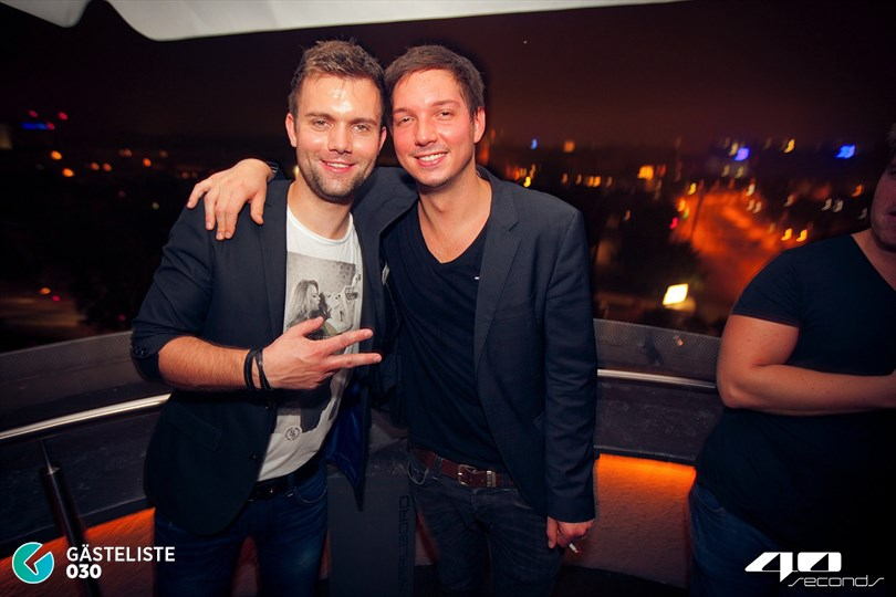 https://www.gaesteliste030.de/Partyfoto #93 40seconds Berlin vom 20.09.2014