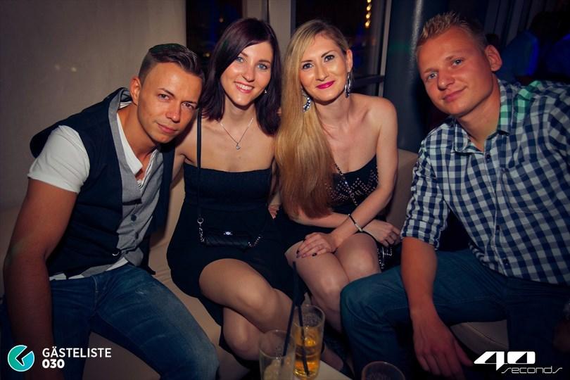 https://www.gaesteliste030.de/Partyfoto #38 40seconds Berlin vom 20.09.2014