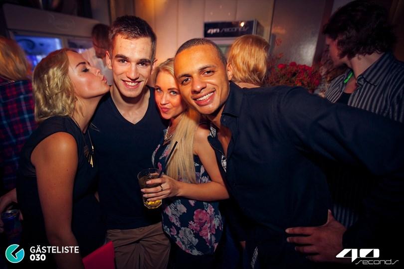 https://www.gaesteliste030.de/Partyfoto #10 40seconds Berlin vom 20.09.2014
