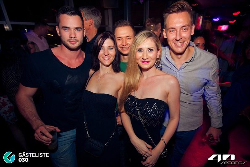 https://www.gaesteliste030.de/Partyfoto #36 40seconds Berlin vom 20.09.2014