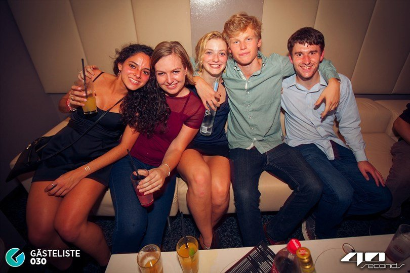 https://www.gaesteliste030.de/Partyfoto #82 40seconds Berlin vom 20.09.2014