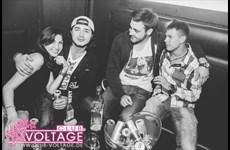 Partyfotos Club Voltage 27.09.2014 Eastside Beats