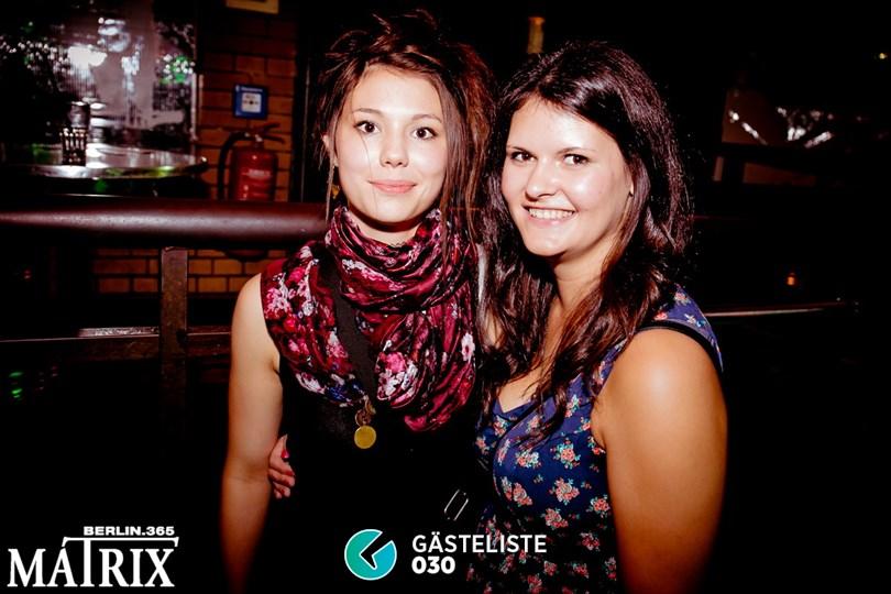 https://www.gaesteliste030.de/Partyfoto #123 Matrix Berlin vom 17.09.2014