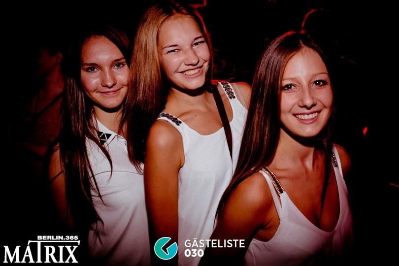 https://www.gaesteliste030.de/Partyfoto #22 Matrix Berlin vom 17.09.2014