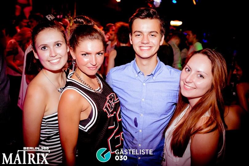 https://www.gaesteliste030.de/Partyfoto #75 Matrix Berlin vom 17.09.2014