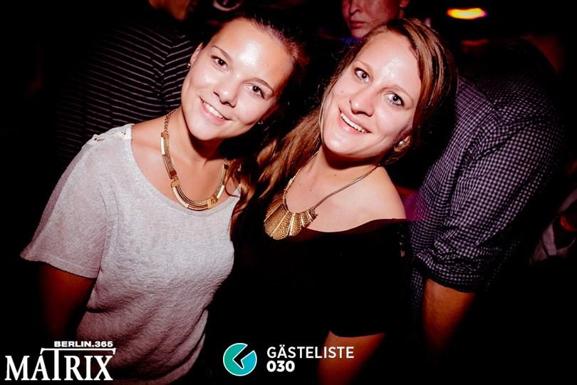 https://www.gaesteliste030.de/Partyfoto #38 Matrix Berlin vom 17.09.2014