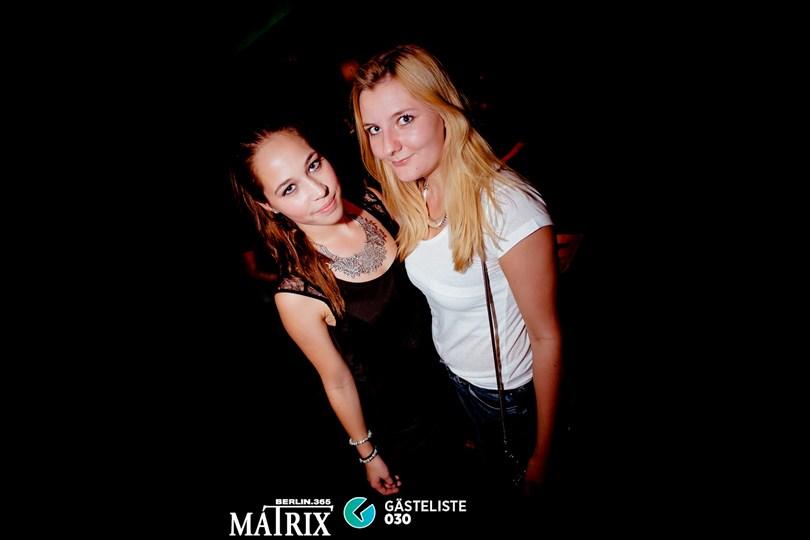 https://www.gaesteliste030.de/Partyfoto #31 Matrix Berlin vom 17.09.2014