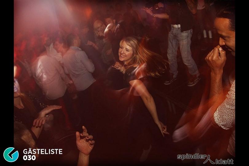 https://www.gaesteliste030.de/Partyfoto #15 Spindler & Klatt Berlin vom 10.10.2014