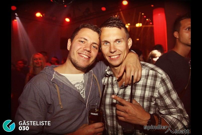 https://www.gaesteliste030.de/Partyfoto #22 Spindler & Klatt Berlin vom 10.10.2014