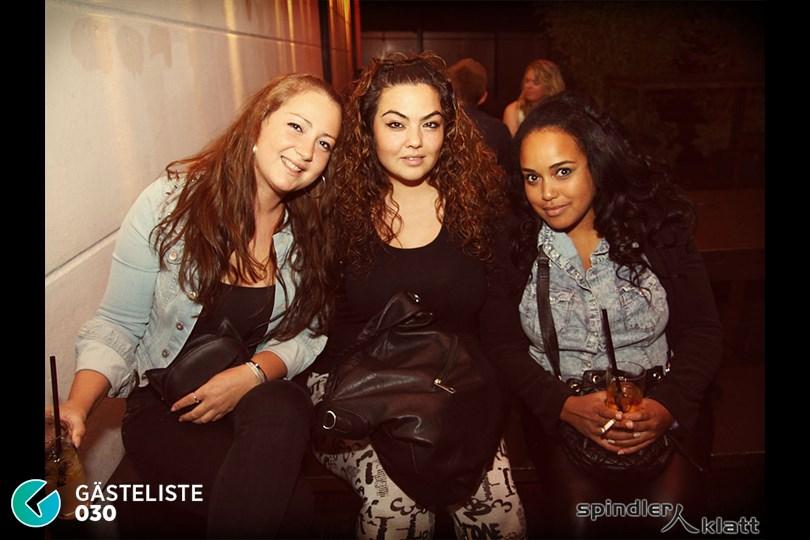 https://www.gaesteliste030.de/Partyfoto #17 Spindler & Klatt Berlin vom 10.10.2014