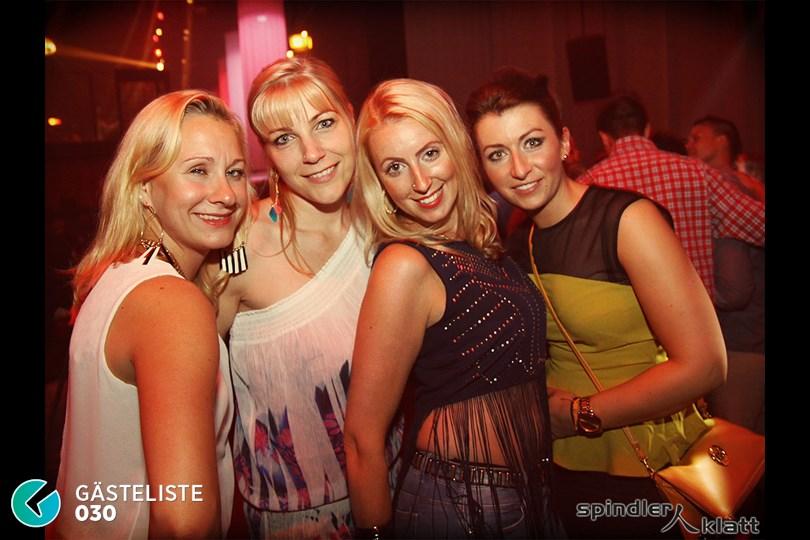 https://www.gaesteliste030.de/Partyfoto #1 Spindler & Klatt Berlin vom 10.10.2014