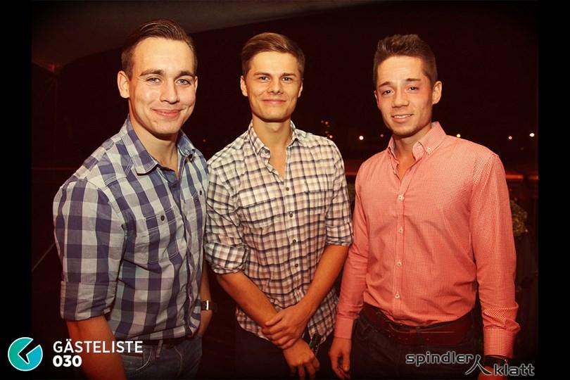 https://www.gaesteliste030.de/Partyfoto #27 Spindler & Klatt Berlin vom 10.10.2014