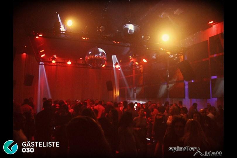 https://www.gaesteliste030.de/Partyfoto #16 Spindler & Klatt Berlin vom 10.10.2014
