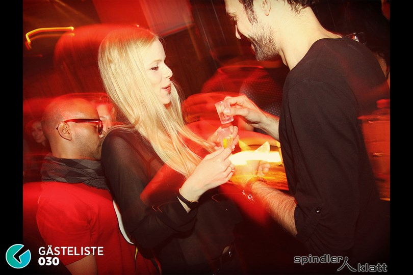 https://www.gaesteliste030.de/Partyfoto #28 Spindler & Klatt Berlin vom 10.10.2014