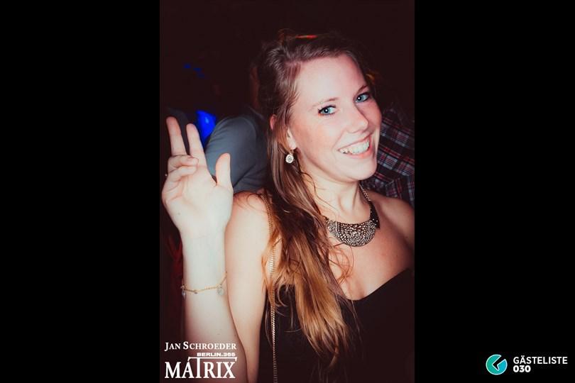 https://www.gaesteliste030.de/Partyfoto #70 Matrix Berlin vom 10.10.2014