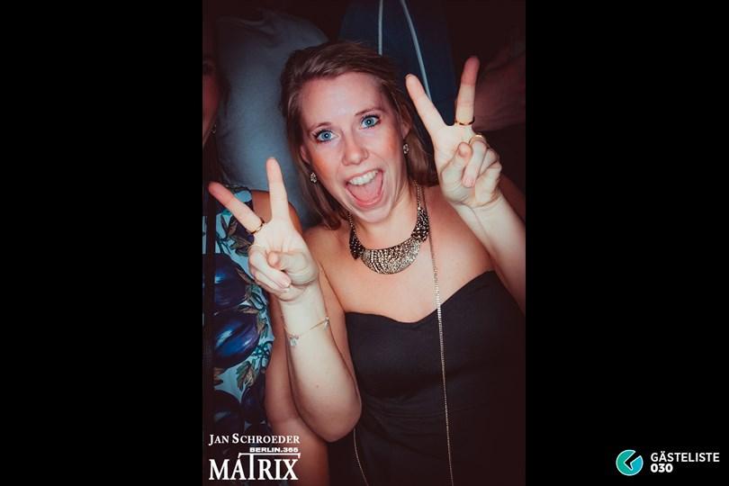 https://www.gaesteliste030.de/Partyfoto #13 Matrix Berlin vom 10.10.2014