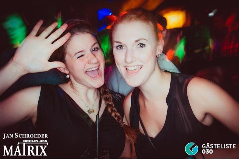 https://www.gaesteliste030.de/Partyfoto #6 Matrix Berlin vom 09.10.2014
