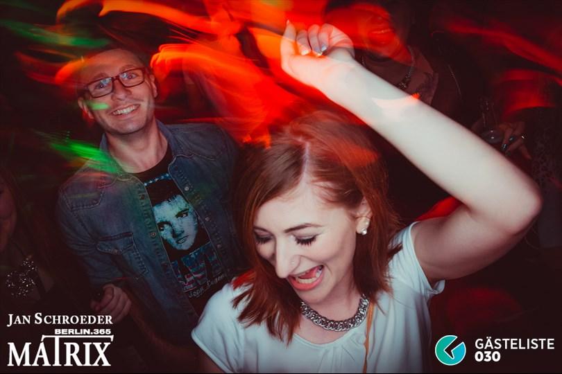 https://www.gaesteliste030.de/Partyfoto #52 Matrix Berlin vom 09.10.2014
