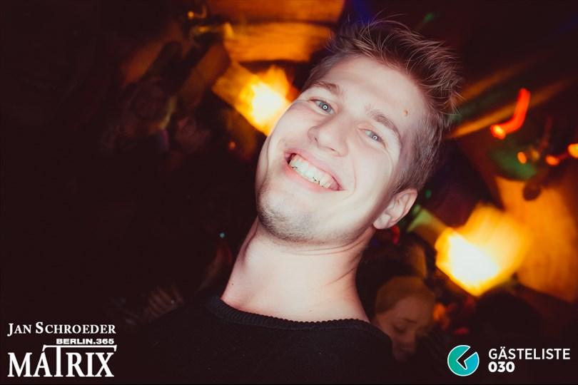 https://www.gaesteliste030.de/Partyfoto #141 Matrix Berlin vom 09.10.2014