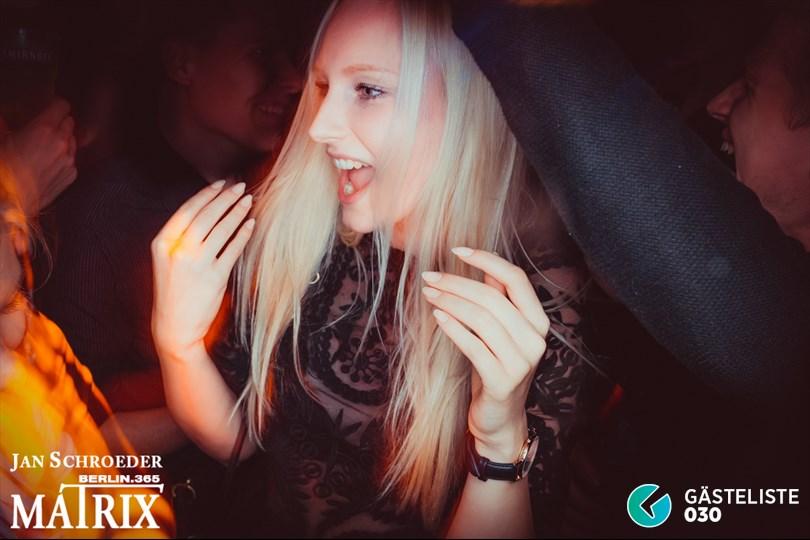 https://www.gaesteliste030.de/Partyfoto #110 Matrix Berlin vom 09.10.2014