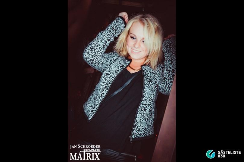 https://www.gaesteliste030.de/Partyfoto #69 Matrix Berlin vom 09.10.2014