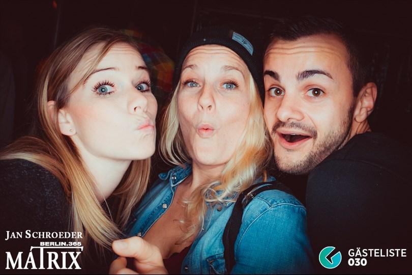 https://www.gaesteliste030.de/Partyfoto #146 Matrix Berlin vom 09.10.2014