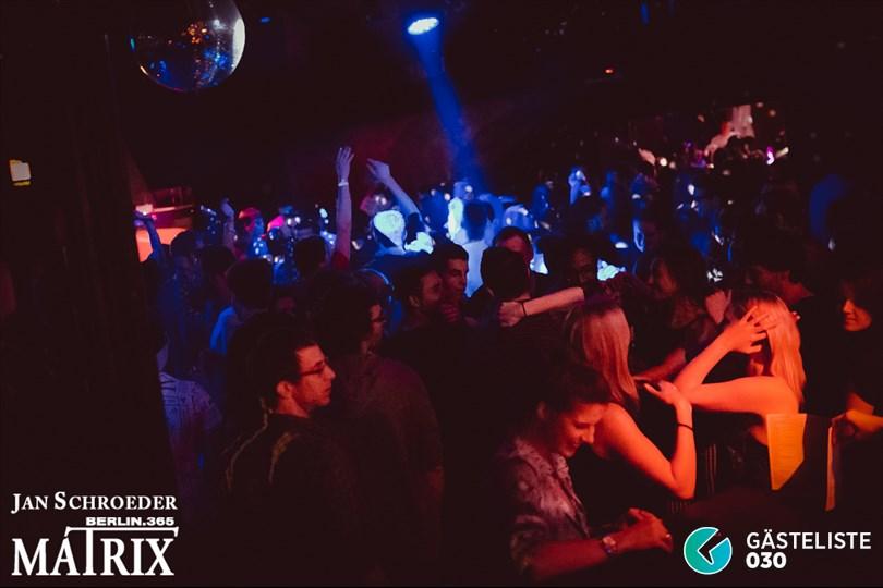 https://www.gaesteliste030.de/Partyfoto #108 Matrix Berlin vom 09.10.2014