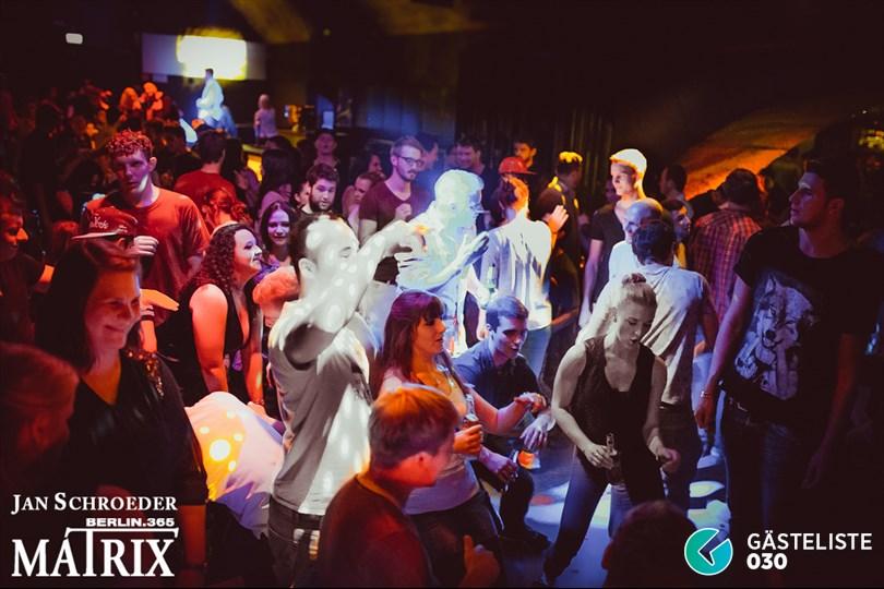 https://www.gaesteliste030.de/Partyfoto #70 Matrix Berlin vom 09.10.2014