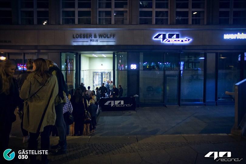 https://www.gaesteliste030.de/Partyfoto #3 40seconds Berlin vom 04.10.2014