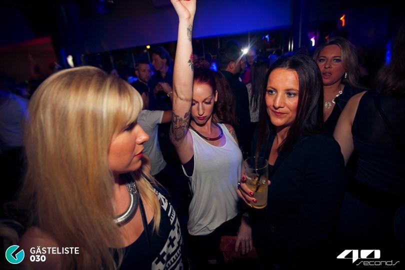 https://www.gaesteliste030.de/Partyfoto #44 40seconds Berlin vom 04.10.2014