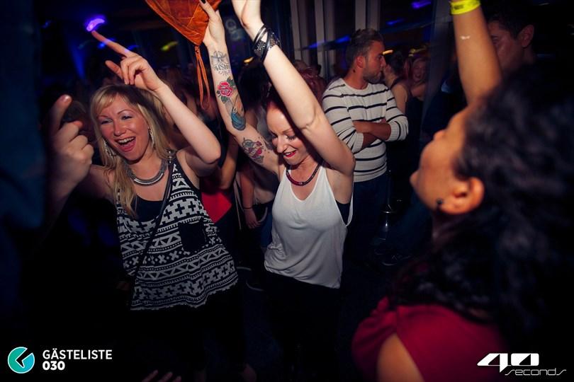 https://www.gaesteliste030.de/Partyfoto #11 40seconds Berlin vom 04.10.2014