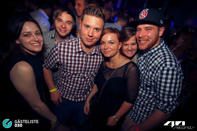 https://www.gaesteliste030.de/Partyfoto #76 40seconds Berlin vom 04.10.2014