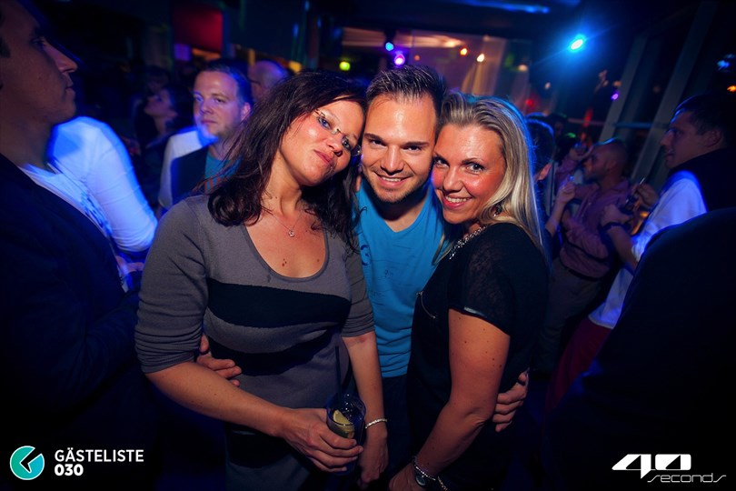 https://www.gaesteliste030.de/Partyfoto #84 40seconds Berlin vom 04.10.2014