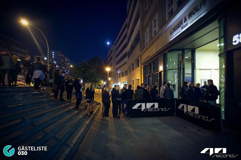 https://www.gaesteliste030.de/Partyfoto #2 40seconds Berlin vom 04.10.2014