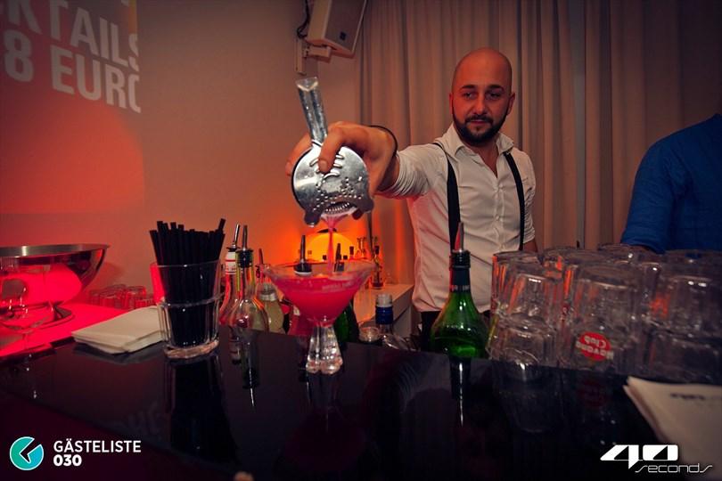 https://www.gaesteliste030.de/Partyfoto #38 40seconds Berlin vom 04.10.2014
