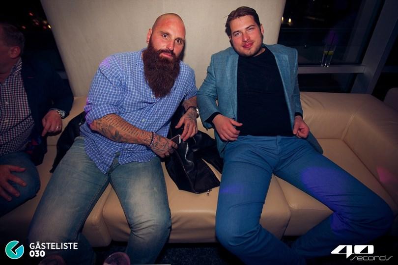 https://www.gaesteliste030.de/Partyfoto #100 40seconds Berlin vom 04.10.2014