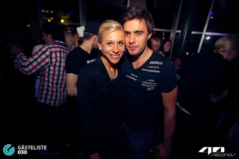 https://www.gaesteliste030.de/Partyfoto #49 40seconds Berlin vom 04.10.2014