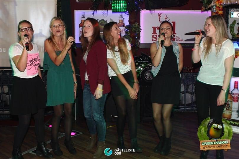 https://www.gaesteliste030.de/Partyfoto #27 Green Mango Berlin vom 10.10.2014