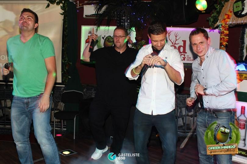 https://www.gaesteliste030.de/Partyfoto #26 Green Mango Berlin vom 10.10.2014
