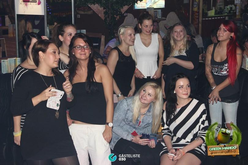 https://www.gaesteliste030.de/Partyfoto #30 Green Mango Berlin vom 10.10.2014