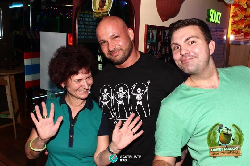 https://www.gaesteliste030.de/Partyfoto #25 Green Mango Berlin vom 10.10.2014
