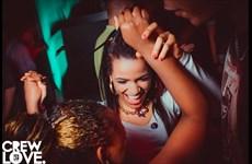 Partyfotos 2BE Club 24.10.2014 Crew Love