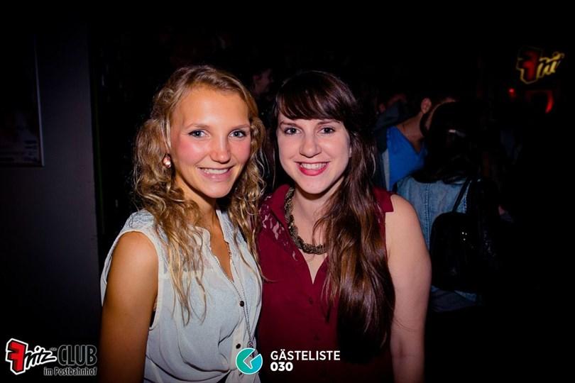 https://www.gaesteliste030.de/Partyfoto #95 Fritzclub Berlin vom 10.10.2014