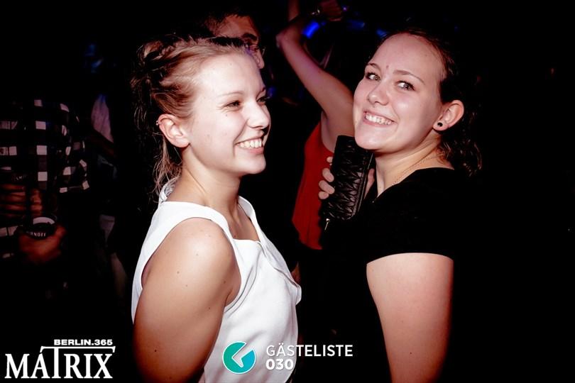 https://www.gaesteliste030.de/Partyfoto #108 Matrix Berlin vom 11.10.2014