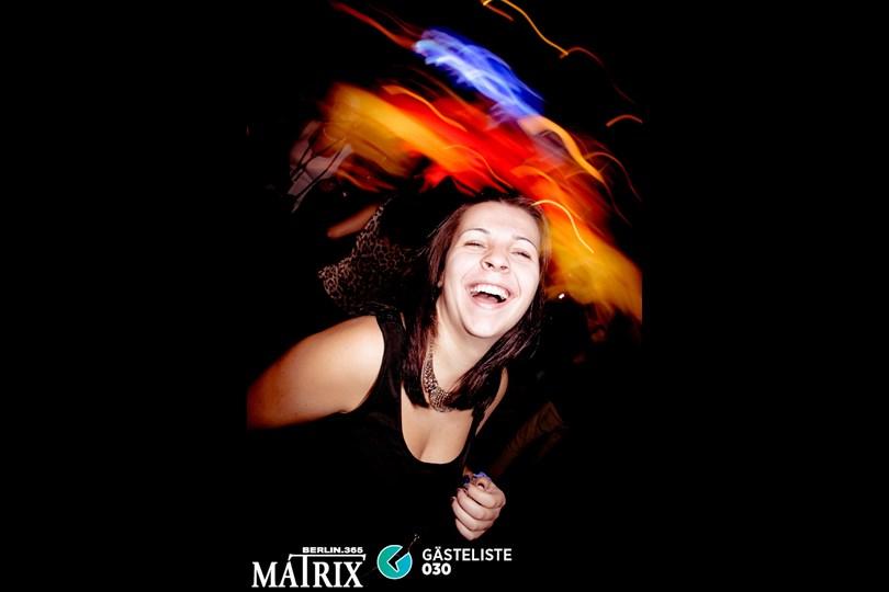 https://www.gaesteliste030.de/Partyfoto #86 Matrix Berlin vom 11.10.2014
